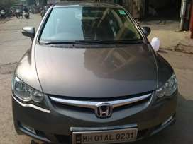 Honda Civic 2009 CNG & Hybrids Well Maintained