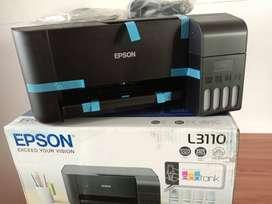 EPSON ECOTANK L3110(New unused)