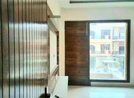 10 marla brand new ground floor 3bhk servant room sale in sector 37 b