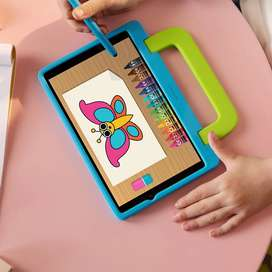 Huawei matepad T10 kids edition ready freegift panda toy dan moon nigh