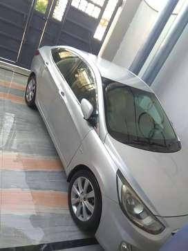 Hyundai verna in new condition