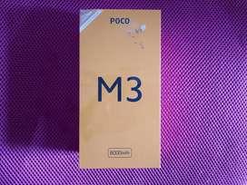 Paling Cashback Baru Poco M3 6/128 GB