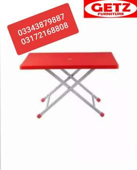 Plastic Folding Table Available