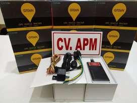 GPS TRACKER pengaman motor/mobil/truk/bus+server selamanya