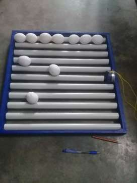 Rolling tray for Incubator and hatching machine