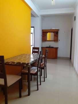 2 BHK apartment for rent in Vazhakala