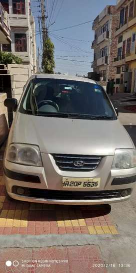 Hyundai santro in very good condition