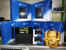 SONY PS4 Fat 2TB ready stok garansi 1 tahun