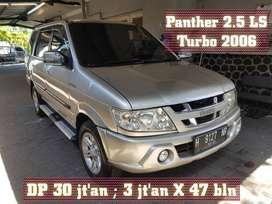 Panther 2.5 LS turbo kondisi istimewa