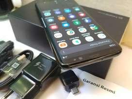 Samsung Galaxy S8 Duos Resmi Sein Fullset semua n mulus
