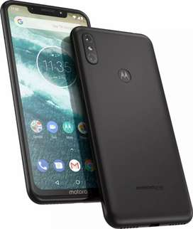 Moto one power,5000 mAh battery,4gb ram,64gb rom,only 3month phone