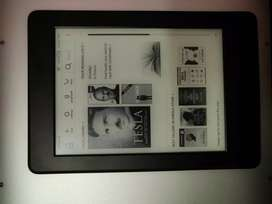 """Kindle Paperwhite 6"""", Hi-Res Display with Built-in light, 4GB, Wi-Fi"""