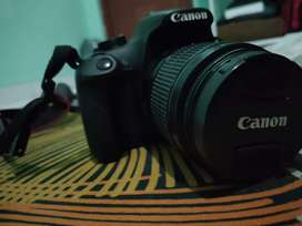 For Sale Canon 1200D second mulus