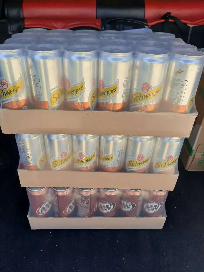 Schweppes can 330ml