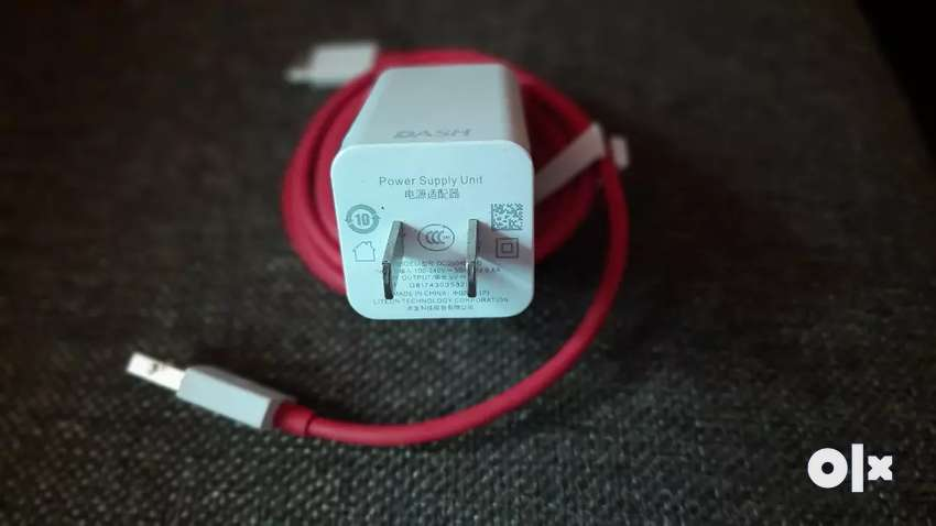 One plus dash charger 0