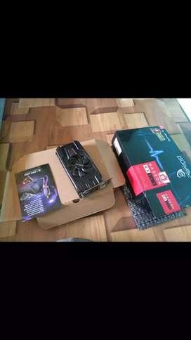 Vga Sapphire  RX 560 4GB Ddr5 Overclock