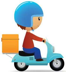 Urgently Required Delivery Executive For Food in