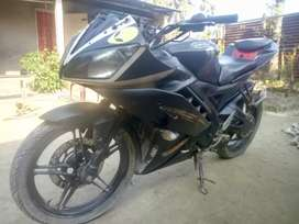 I want to sell my R15 bike Running condition