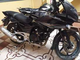 Pulsar 220f  first owner