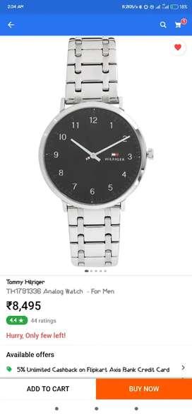 watch original price 8000 my price 5000 3months old a bit scratch