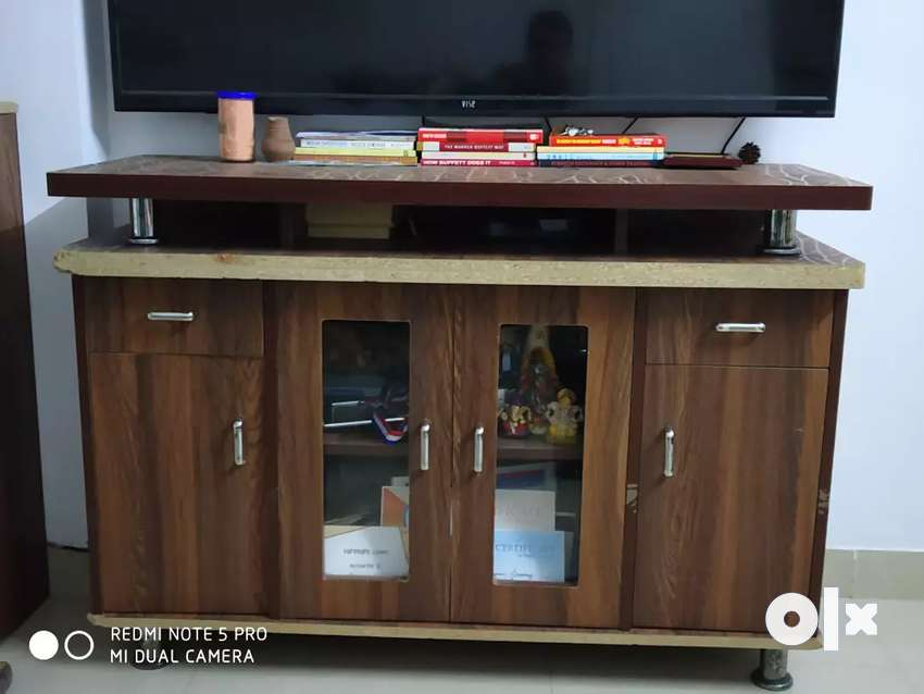 Used TV cabinet 0