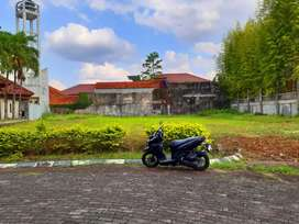 Tanah Dijual Dalam Perumahan Elite Merapi View Jl Kaliurang Km 9