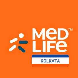 Medlife front office with data entry
