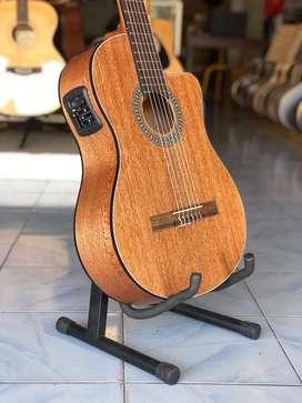 Gitar Cowboy Nylon Elektrik Tuner