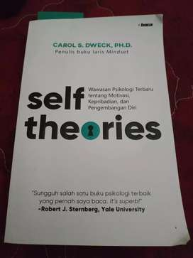 Buku bekas - Self Theories - carol s dweck