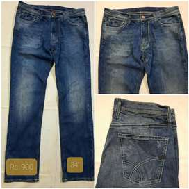 Export Quality Brands Jeans