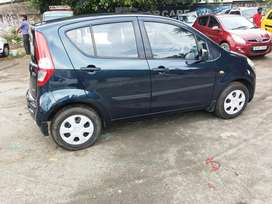 Maruti Suzuki Ritz Vxi BS-IV, 2010, Petrol
