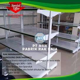 Rak Baru Rak Toko Rak Minimarket Temanggung Jateng