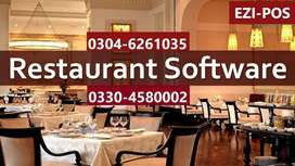 Advance features POS software for Restaurant