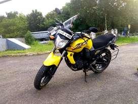 Yamaha Fz S 2012