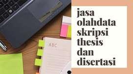 jasa skripsi, thesis dan disertasi FULL bab