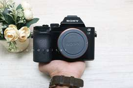 Sony A7 Body Only LIKE NEW Masih Garansi