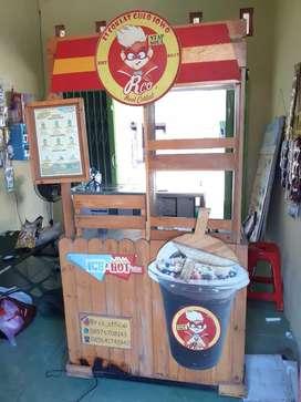 Grobak booth ES/yg lain