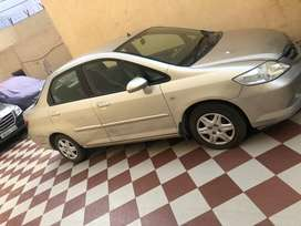 Honda City ZX 2007 Petrol , Condition is excellent, one hand driven
