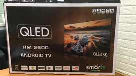 "43"" BRAND NEW LED TV WITH WARRANTY@10299"