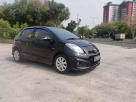 Toyota Yaris S Limited TRD Sportivo At 2012 Hitam