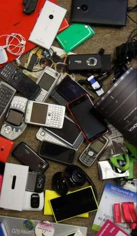 Nokia lumia smart phones