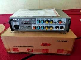 Amplifier TARGA  (edisi salah beli) harga bisa nego