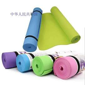 Yoga Mats, Get Fit. Get on with Life.