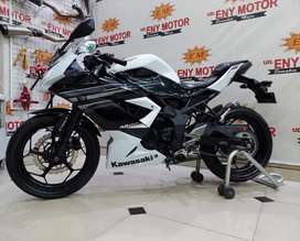 02 Kawasaki Ninja RR mono ABS th 2014 siap turing #Eny Motor#
