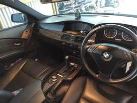 Istimewa !!! PRIBADI!! BMW 520i e60 tahun 2004 2005 Hitam