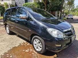 Kijang Innova 2.5 V Diesel At 2006 Low KM Orisinil Bisa Kredit