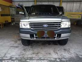 Ford Everest TDI 4x4