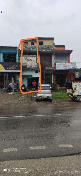 2 shops in gumaniwala on road
