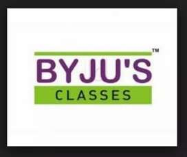 Byjus classes- 10 years imparting result based education online.