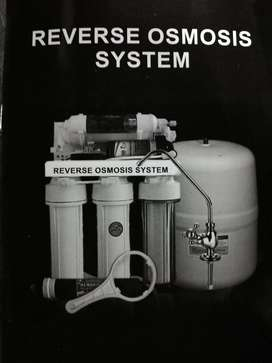 Reverse Osmosis Unit 6 Stage